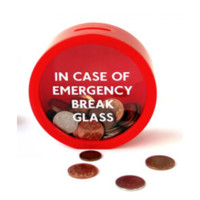 Emergency money box Elemental Store