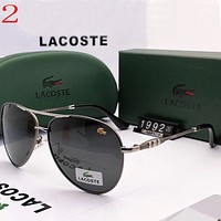 Perfect Lacoste Women Fashion Summer Sun Shades Eyeglasses Glasses Sunglasses