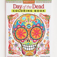 Day Of The Dead Color Art Book by Leisure Arts®