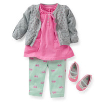 4-Piece Spring Into Pink Gift Bundle