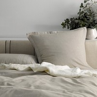 Linen House Kalina Natural Quilt Cover Set - Exclusive To Snooze