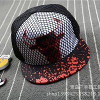 Bulls Baseball Cap Hat Chicago Fashion Men And Women