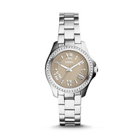 Cecile Mini Three-Hand Watch | Fossil