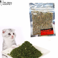 100% Natural Organic Premium Catnip 10g Catmint , Menthol Flavor , Dry Cat Treats Funny Toys for Kittens