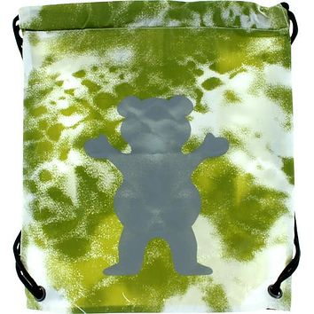 Grizzly Bear Logo Lightweight Bag Olive Tie Dye
