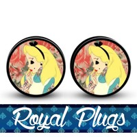 Royal Light Alice Plugs | Body Jewelry | Plug Club