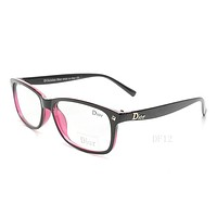 DIOR Eyeglasses 3774 03JI Brown Plum Violet 53MM
