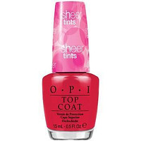 OPI Nail Lacquer - Be Magentale with Me 0.5 oz  - #Sheer Tints