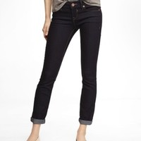 LOW RISE ANKLE SKINNY JEAN