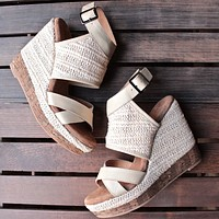 Final Sale - Very Volatile - Keenan Sandals