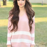 Montana Blush Sweater