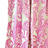French Quarter Curtain Panels - Set of 2