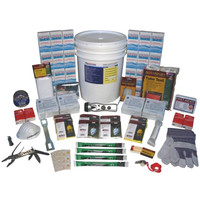 8-Person ''Bucket Style'' Emergency Kit
