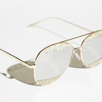 Free People Veneta Aviator