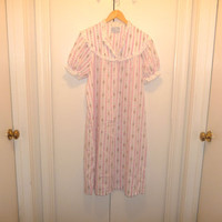 Lanz of Salzburg Teddy Granny Night Gown