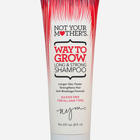 Not Your Mother's Way To Grow Long & Strong Shampoo Red One Size For Women 27394530001