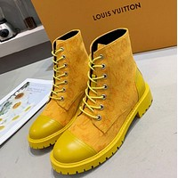 Louis vuitton LV Martin boots-2