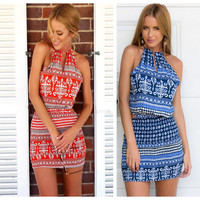 New Fashion Summer Sexy Women Dress Casual Dress for Party and Date = 4725216964
