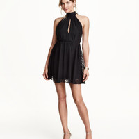 H&M Halterneck Dress $29.99