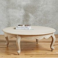 Thelonia Coffee Table by Anthropologie Grey All Furniture