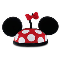 Disney Minnie Mouse ''Best of Mickey Collection'' Ear Hat   Disney Store