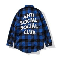 Wholsale women or men ASSC shirt 501965868-0101