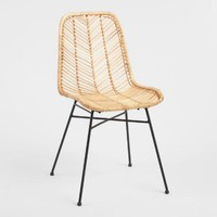 Natural Wicker Loren Chair