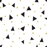 Confetti Triangles Removable Wallpaper Decals