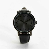Timex Original Watch- Black One