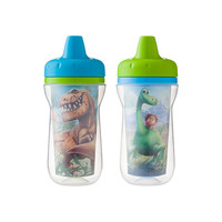 First Years Disney The Good Dinosaur 2 Pack 9 Ounce Insulated Sippy Cup