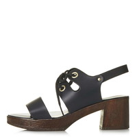 HIGHNESS Lace-Up Sandals