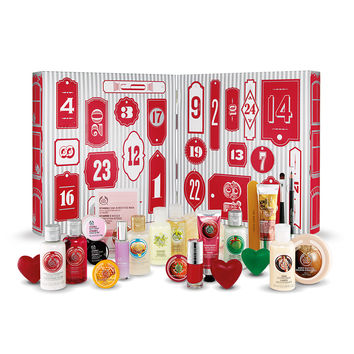 The Best of the Body Shop® Advent Calendar   Christmas Gift   The Body Shop ®