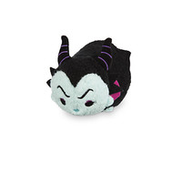 Disney Usa Authentic Villains Maleficent Tsum Tsum Plush New with Tags