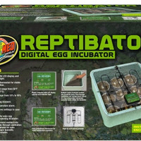 Zoo Med Laboratories RI-10 Reptibator Egg Incubator