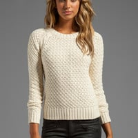 Alice by Temperley Keiko Knit Jumper in Cream from REVOLVEclothing.com