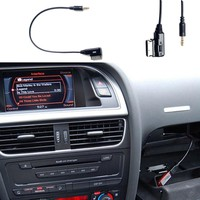 New Fashion USB Audi Music Interface AMI MMI AUX Cable for car A3 A4 A5 A6 A7 A8 Q5 Q7 R8 TT