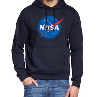 NASA hoodies Men The Martian Matt Damon sweatshirt 2017 IMPORT SPACE brand tracksuits male harajuku fleece pullovers kpop hooded