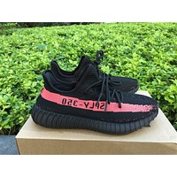 Adidas Yeezy 350 Boost V2 Black Pink 40-46