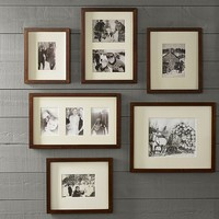 Gallery in a Box - Wood Gallery Frames
