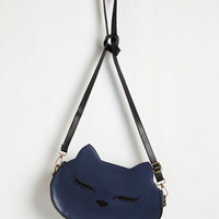 Cats Cat Above the Rest Bag by ModCloth