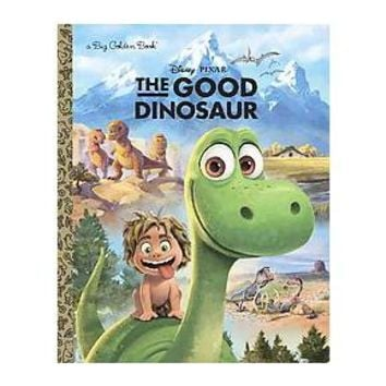 The Good Dinosaur ( Big Golden Books) (Hardcover) : Target
