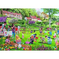 Gibsons Easter Egg Hunt Jigsaw Puzzle - Puzzle Haven