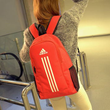 """Adidas"" Simple Multi-Functional Camera Backpack Rucksack Travel Bag"