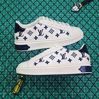 Louis Vuitton LV Time Out Blue Sneaker