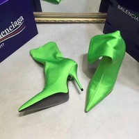 shosouvenir  BALENCIAGA Elastic force High-heeled shoes