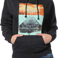TWLOHA Dock Story Charcoal Pullover Hoodie