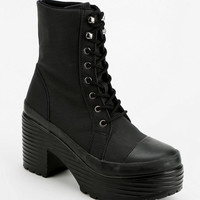 Urban Outfitters - Y.R.U. 4D Lace-Up Platform-Boot