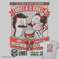 Thrilla In The Grill-A