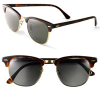 Ray-Ban 'Clubmaster' 49mm Sunglasses | Nordstrom