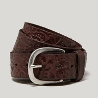 AEO Tooled Belt   American Eagle Outfitters